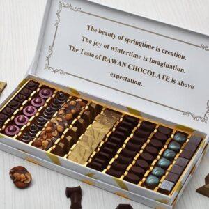 Sweet box chocolate -