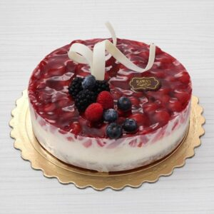 CHEESECAKE IN THE AMERICAN