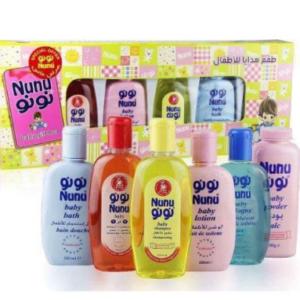 Nunu Package baby care 6 in 1