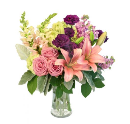 Very entrsting Bouquet
