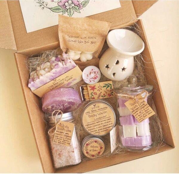 lavender Body Care