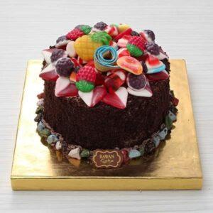 Candy Cake ,Candy Cake , send cake to jordan amman online from jasminegift.com