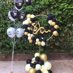 Graduating balloons amman