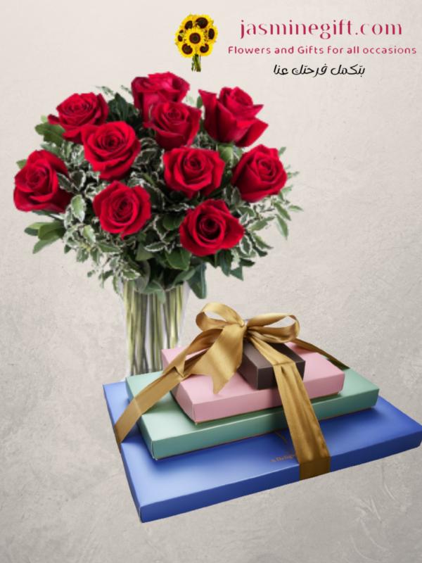 dates and flowers send to amman jordan (1)